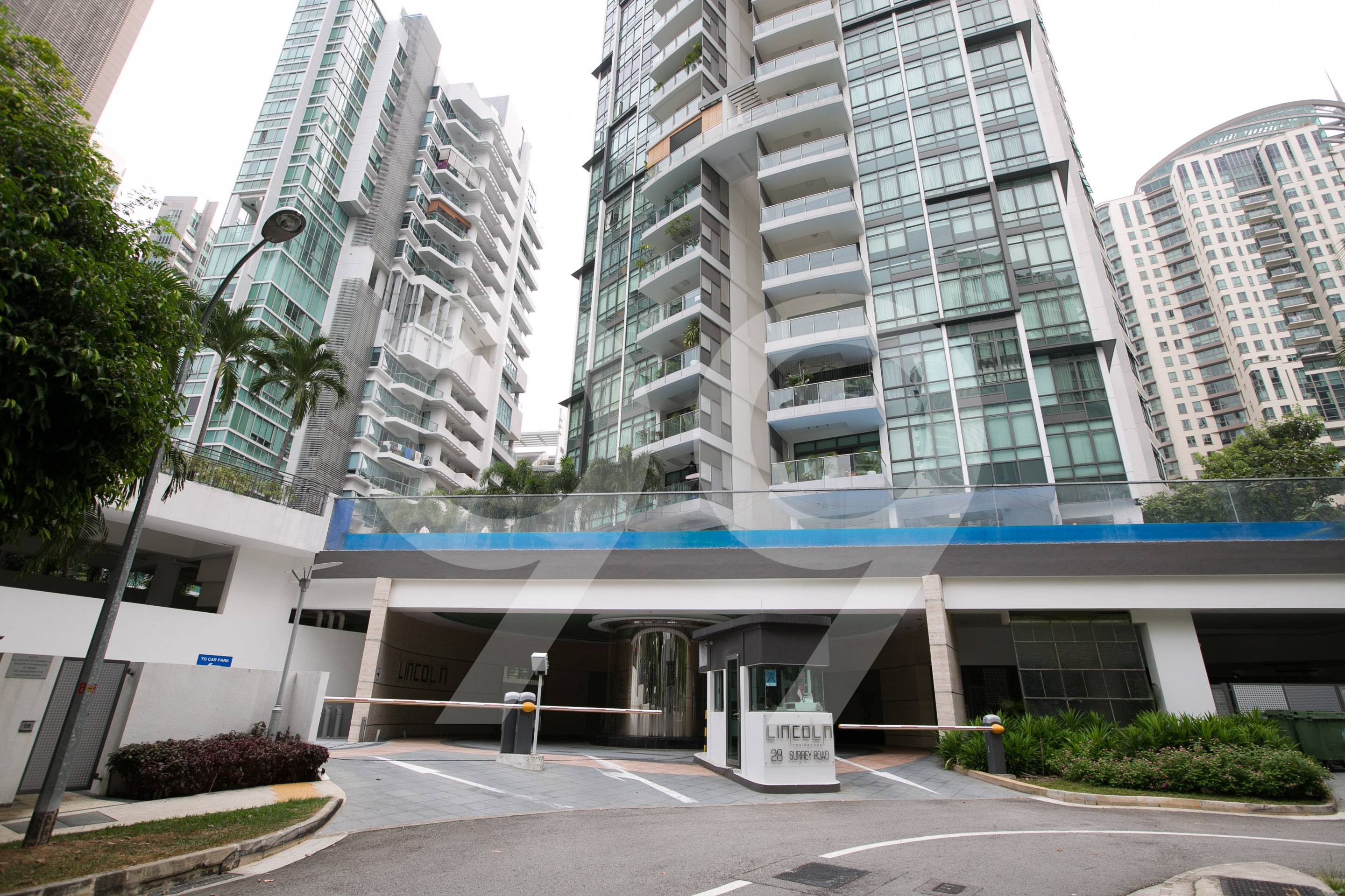 The Lincoln Residences