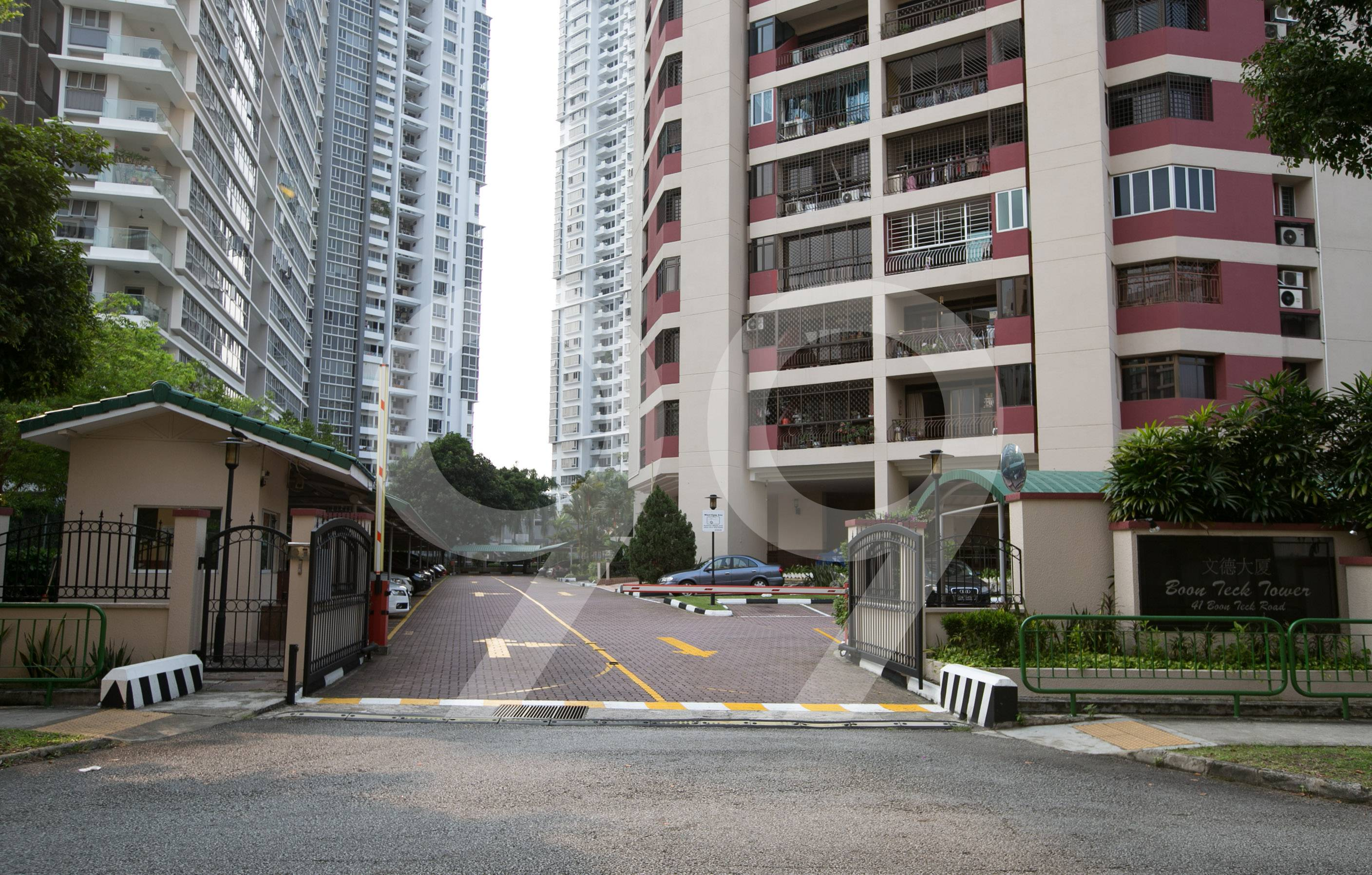 Boon Teck Towers