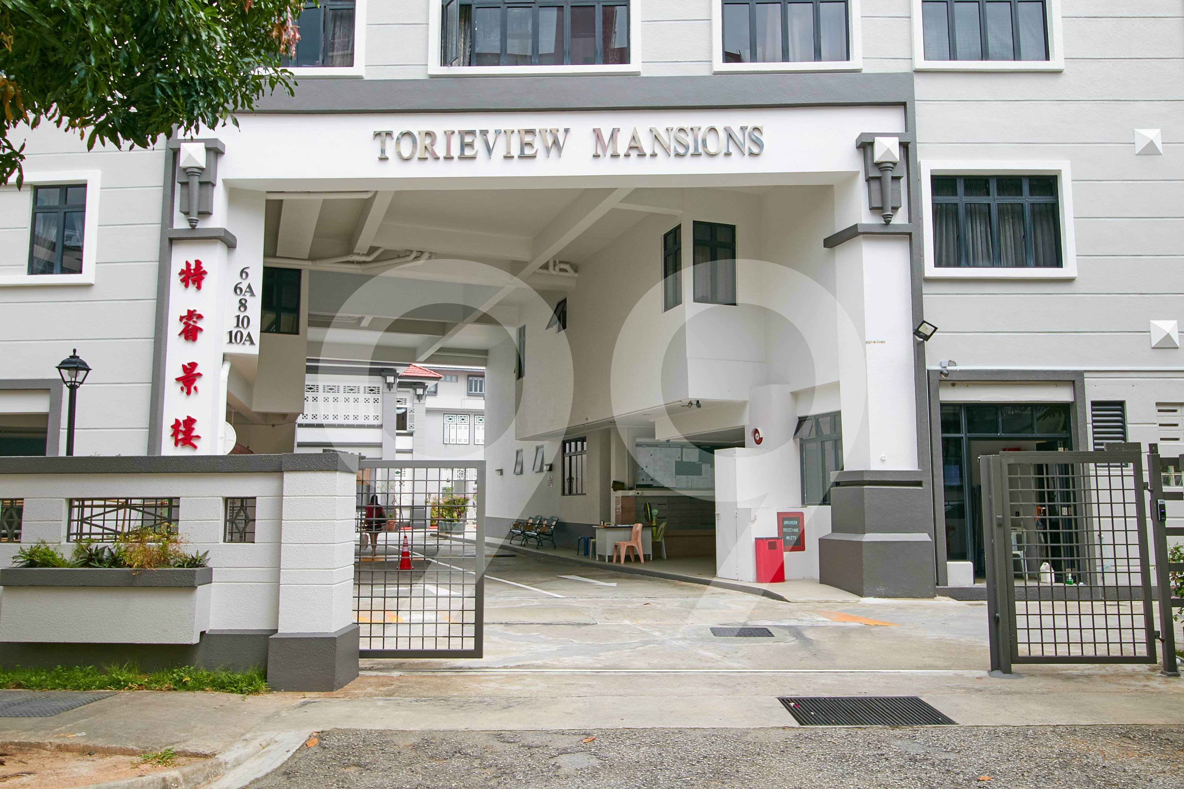Torieview Mansions