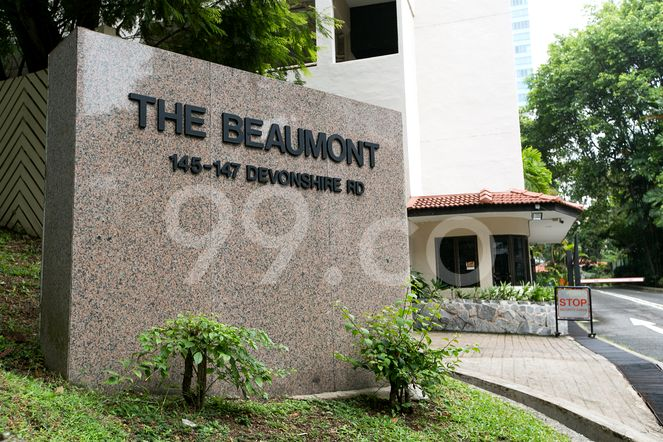 The Beaumont The Beaumont - Logo