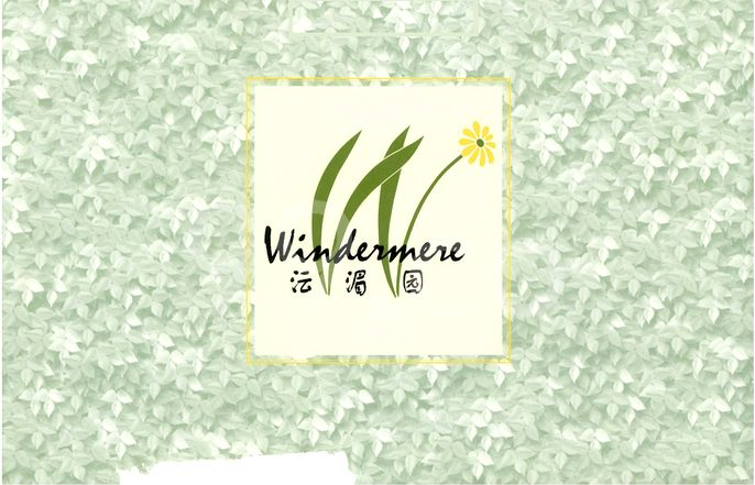 Windermere Windermere - Cover