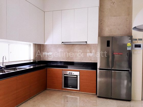Fully fitted dry kitchen, with outdoor wet kitchen.