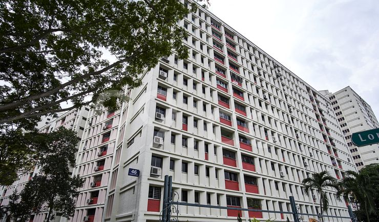 East Payoh Spring Block 46 Toa Payoh Spring
