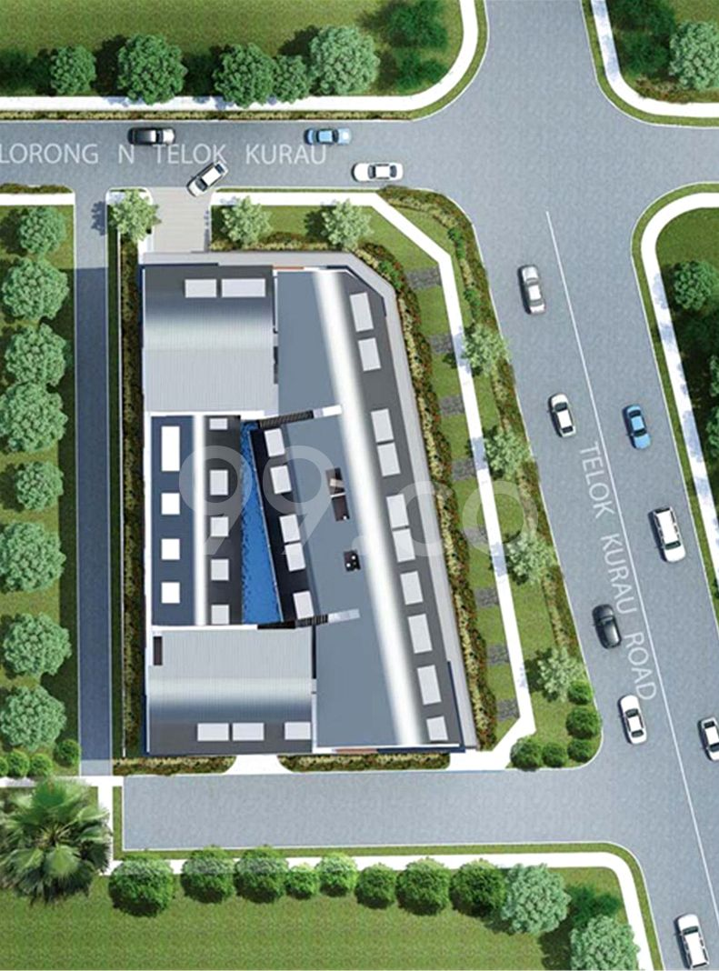 Vibes @ East Coast Condo Site Plan in Bedok by Oxley Module Pte Ltd