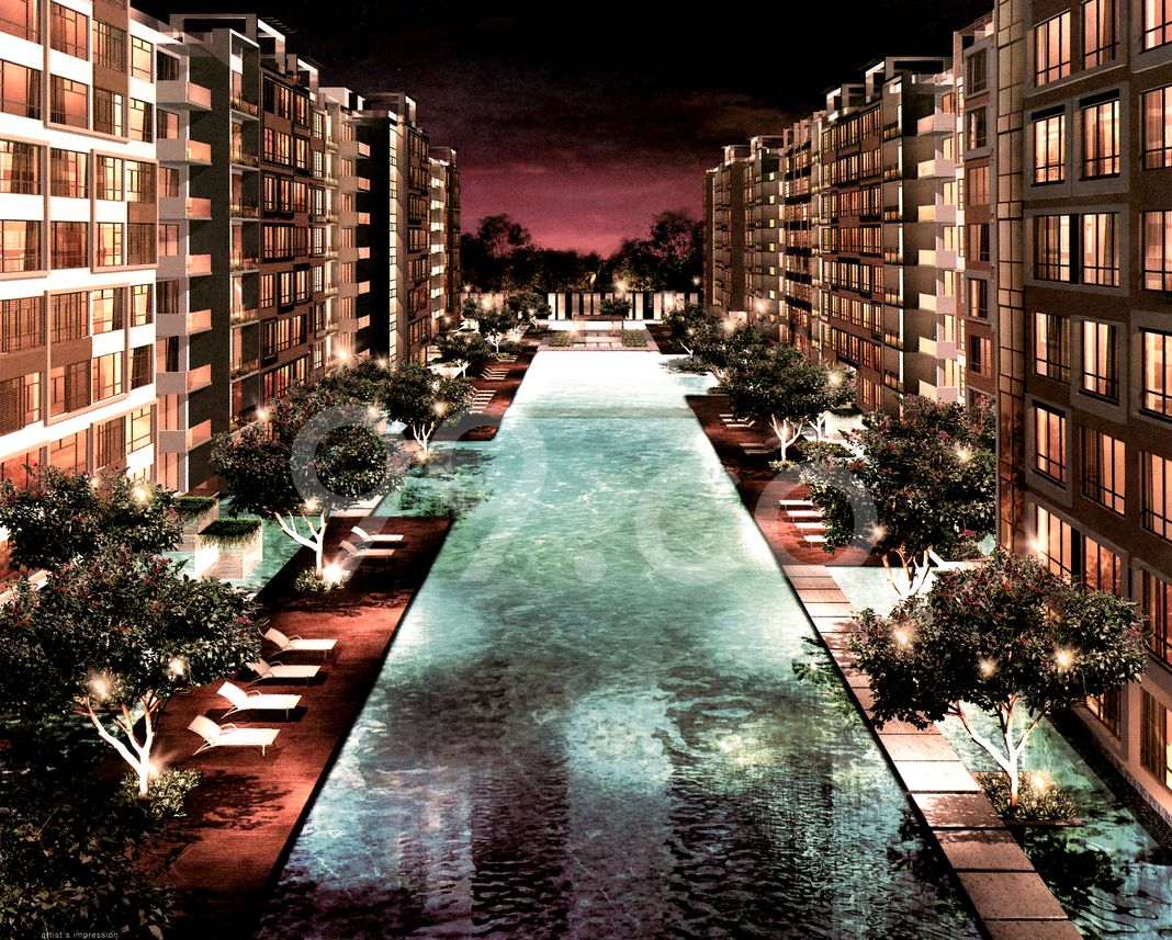 Ferraria Park Condominium Ferraria Park Condominium - Cover