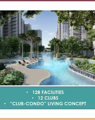 128 facilities -12 clubs for your leisure