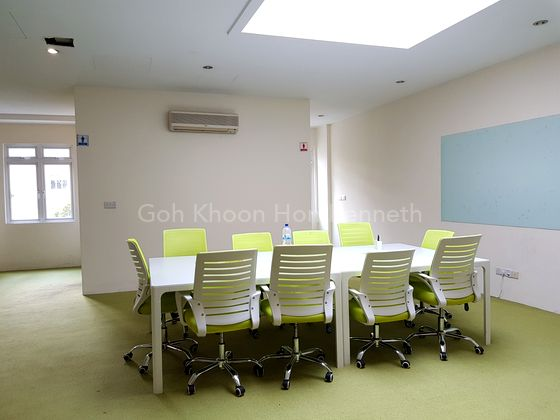 Larger space - Meeting area