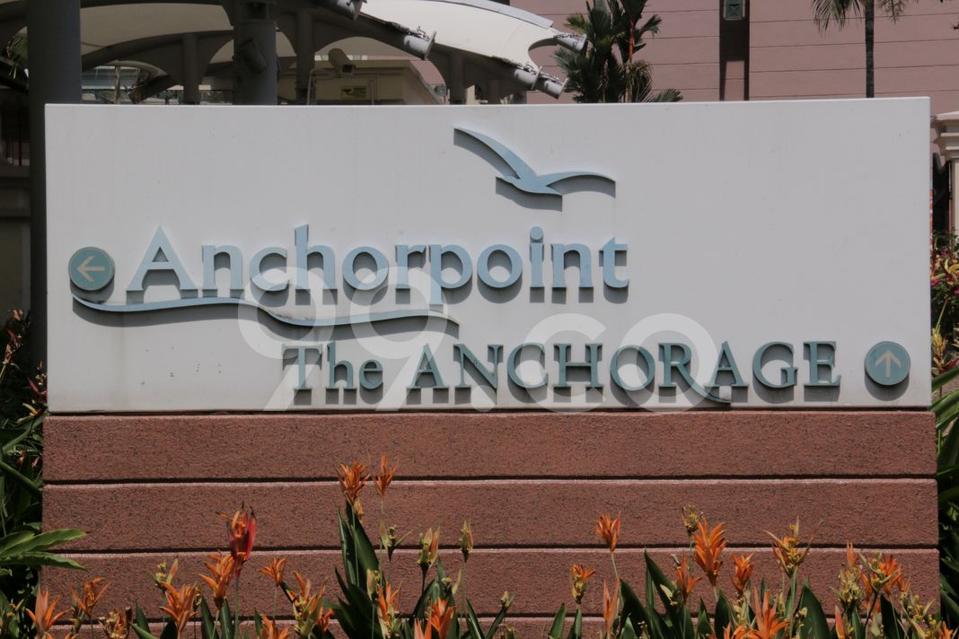 The Anchorage The Anchorage - Logo