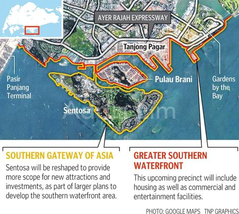 Greater Southern Waterfront!! Gateway to Future Live, Work & Play