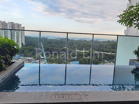 Pool at Level 15