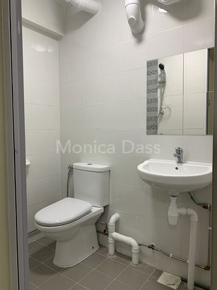 Newly renovated master room attached toilet