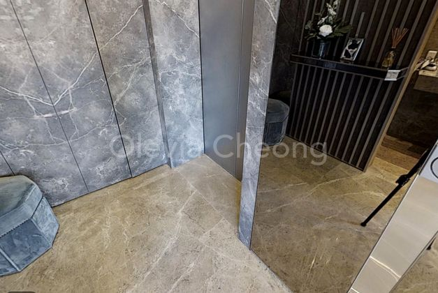 Private Lift Lobby