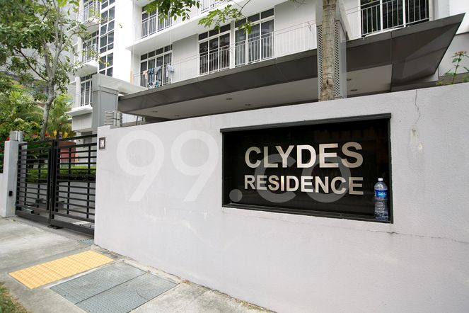 Clydes Residence Clydes Residence - Logo