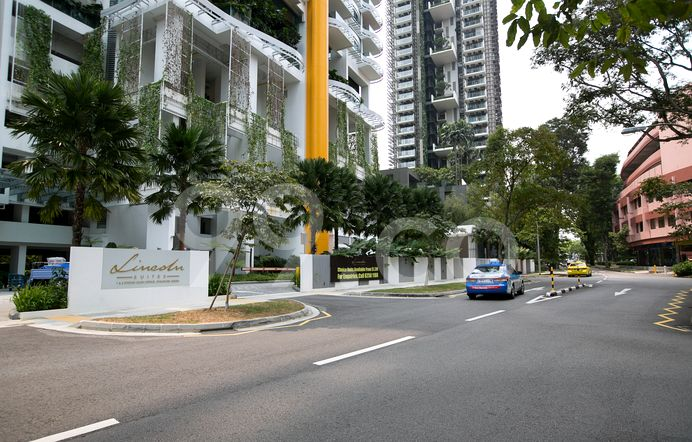 Lincoln Suites Lincoln Suites - Street