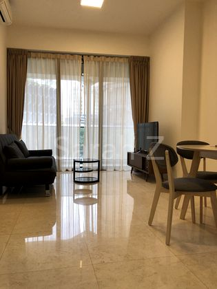 Fully Furnished Livjng & Dining