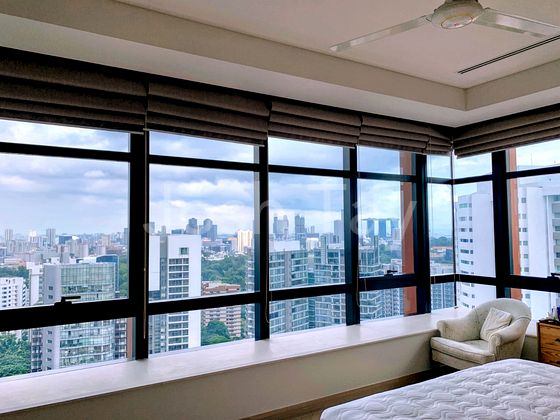 Master room view