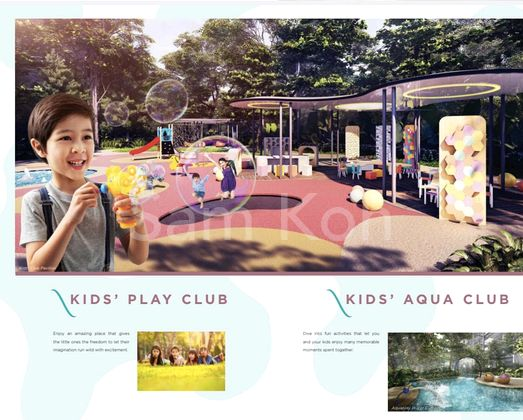 Let your kids roam and mix around in the Kids' Club