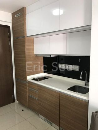 Well Equipped Open Kitchen with Bosch appliances