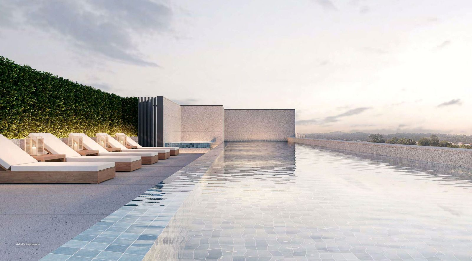 19 Nassim Relaxation Pool