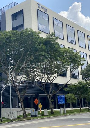 One of the local brand, Secret Lab leased a space at 351 on Braddell