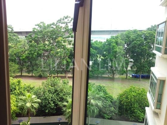 open n greenery view from rooms