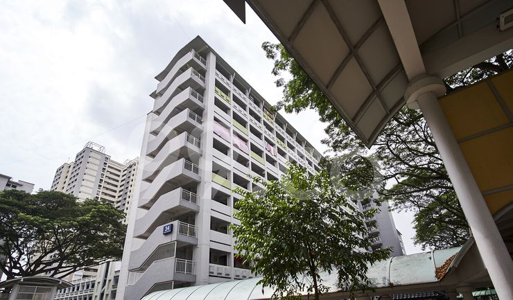 East Payoh Spring Block 34 Toa Payoh Spring