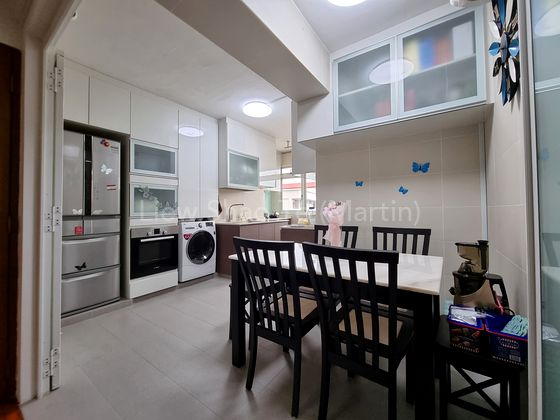 KITCHEN, RENOVATED ABOUT 2 YEARS AGO